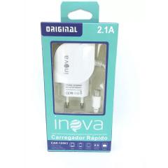 Carregador De Celular 2.1a Inova G42