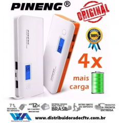 Carregador Portatil Power Bank Pineng 10.000