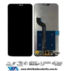 Tela Display Xiaomi Mi A2 Lite Redmi 6 Pro - Original preto