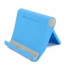 Suporte De Mesa Universal Celular Tablet Smartphone Sem Mão