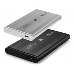 Adaptador Case P/ Hd Notebook Slim 2.0 / 3.0 Hd Externo Usb