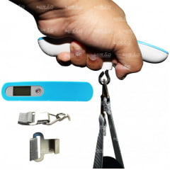 Balança Digital Porta TIL para Bagagem 50kgs - STC-05