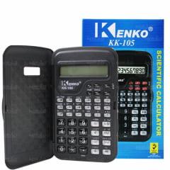 Calculadora Científica 10 Dígitos 56 funções - KK-105