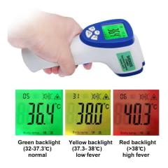 Digital Laser Termômetro Ir Infravermelho Medidor Febre