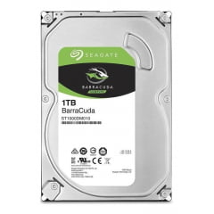 Disco rígido interno Seagate BarraCuda 3.5 1TB