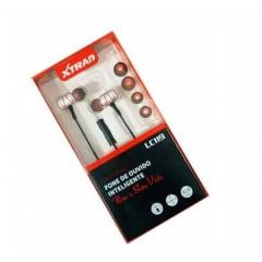 Fone De Ouvido Com Microfone Xtrad Lc-119