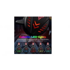 Fone De Ouvido Headset Gamer Pc Xbox One Ps4 Led A1