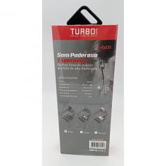 Fone De Ouvido Turbo T-601 Tablet Smartphone