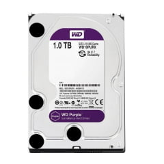 hd Disco rígido interno Western Digital WD Purple  1TB