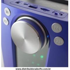 Promoção 02 Caixas de Som Inova RAD-1060