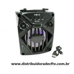 Promoção 05 Caixa de som Mini Alto-Falante Inova RAD-8251