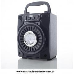 Promoção 05 Caixa de Som Portátil Inova RAD-8097