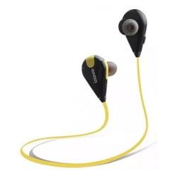 Ipipoo Il96bl Sem Fio Bluetooth 4.2 In-ear Esporte Correndo Amarelo