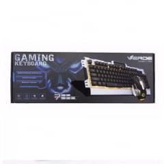 Kit Teclado E Mouse Gamer Com Fio JP-T3000