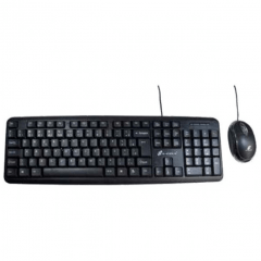 Kit Teclado e Mouse USB X-Cell