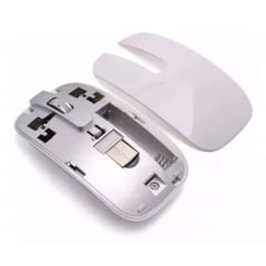 Kit Teclado + Mouse 3200 Dpi Sem Fio Wireless Sensor Óptico