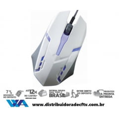 Mouse Gamer USB 1600 DPI - KP-V40