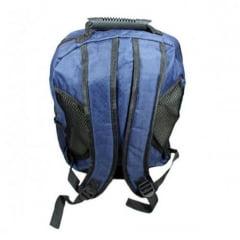 Mochila Infantil Escolar Azul HARDLINE - 11240