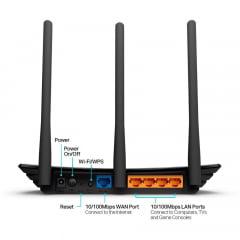 Roteador Wireless N 450mbps Tl-wr940n - Tp-link original com nota fiscal e garantia