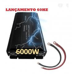 Inversor 6000w 24v 220v 60hz Lucky Amazonia