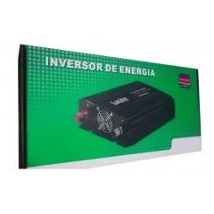 Inversor Conversor 5000w 24v 110v 60hz Lucky Amazonia