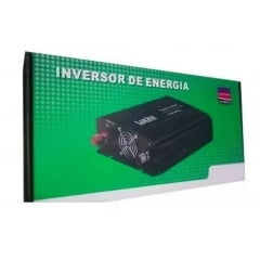 Inversor Conversor 6000w 12v 220v 60hz Lucky Amazonia