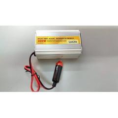 Inversor De Voltagem Automático Veicular 12v Para 110v 300w