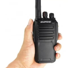 Rádio Comunicador Baofeng Uv-6 Ht Walk Talk 8w