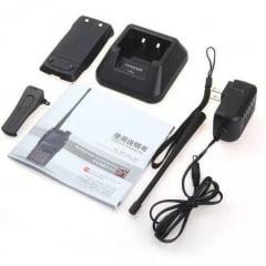Radio comunicador Dual Band Baofeng Uv-6r 136-174-400-520 Mhz - Original