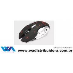 Kit Teclado E Mouse Gamer Sem Fio Jp-t3000 - Verde