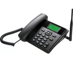 Telefone Celular De Mesa Gsm Quadriband Dual-chip Epfs12 Original original com nota fiscal e garantia