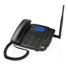 Telefone Celular De Mesa 3g Cf 6031 intelbras original com nota fiscal e garantia