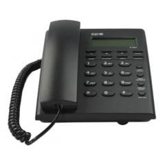 Telefone Com Fio Keo K302 Parede E Mesa Id Chamadas Dtmf/fsk