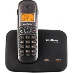 Telefone Sem Fio Intelbras Ts 5150 2 Linhas