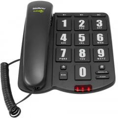 Telefones Telefone Intelbras Tok Facil intelbras original + nota fiscal