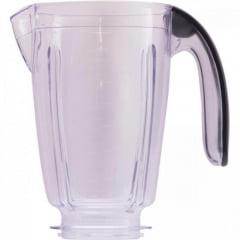 Copo Para Liquidificadores com Alça Preta RI2044/61 WALITA ACESSÓRIOS - CX / 6