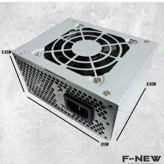 FONTE ATX MINI 20/24 PINOS DPS300AB 300 WATTS DELTA