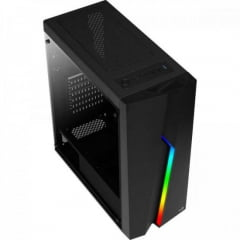 Gabinete Gamer Mid Tower RGB Bolt AEROCOOL