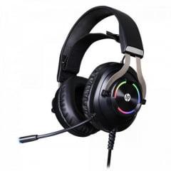 Headset Gamer 7.1 RGB USB H360GS Preto HP