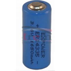 Bateria Er14335 3,6v 1650mah Lithium 2/3aa