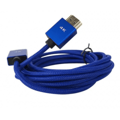 CABO HDMI IT-BLUE 4K 5M LE-6621