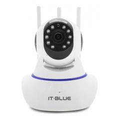 CAMERA IP IT-BLUE SC-B6 INFRAVERMELHO 720P WIFI