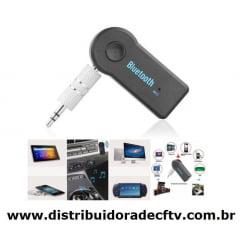 RECEPTOR ADAPTADOR BLUETOOTH USB PARA P2 SAÍDA AUXILIAR DE SOM PARA CARRO